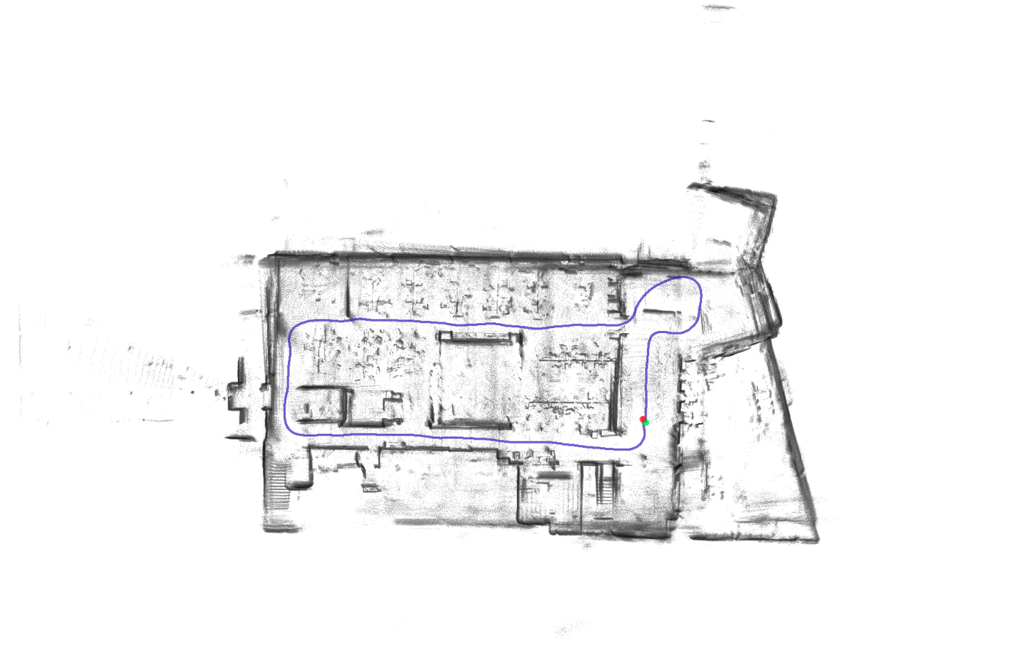 Cartographer Xray Image from OS1-64