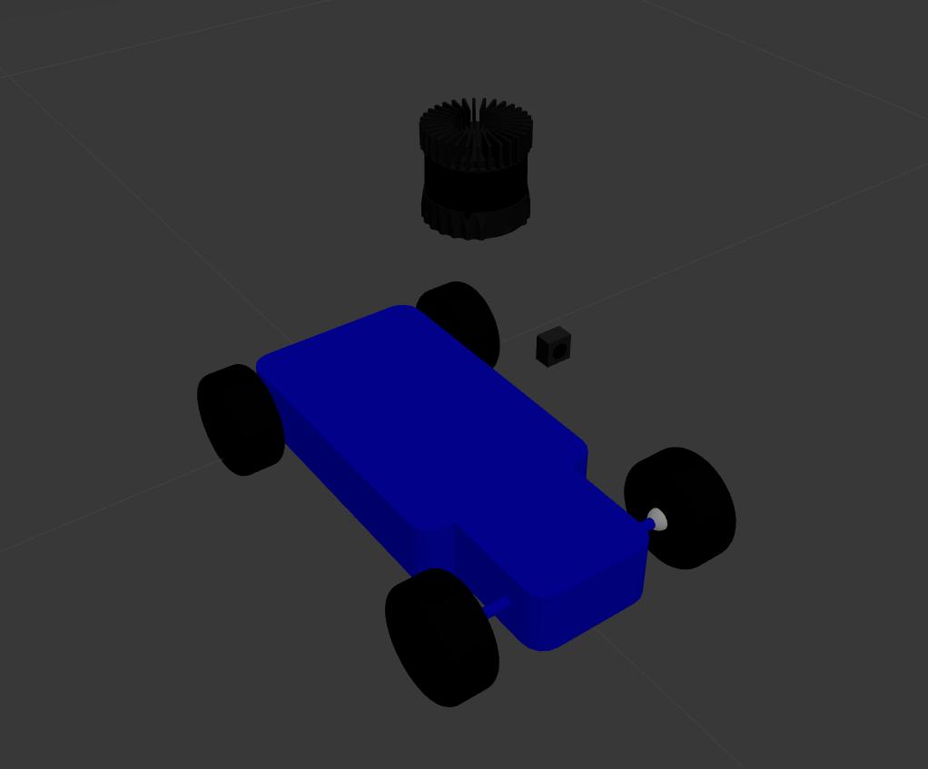 MIT RACECAR Gazebo Simulation